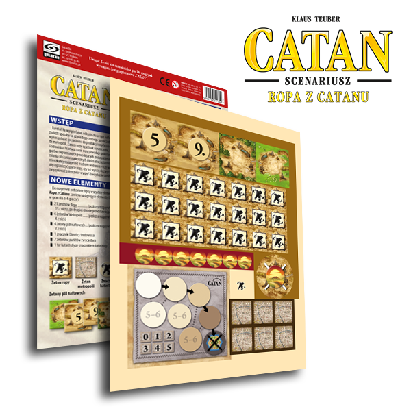 Catan - Scenariusz: Ropa z Catanu