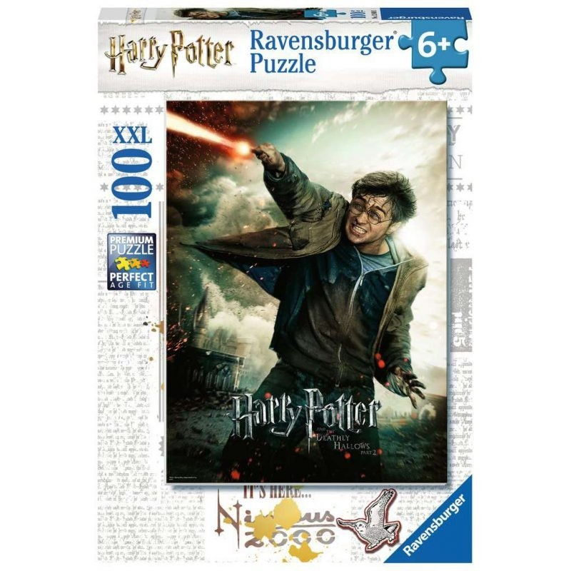 Puzzle 100 el XXL Harry Potter