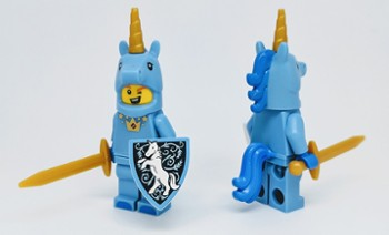 Lego Minifigurki 71021-17 Unicorn Guy