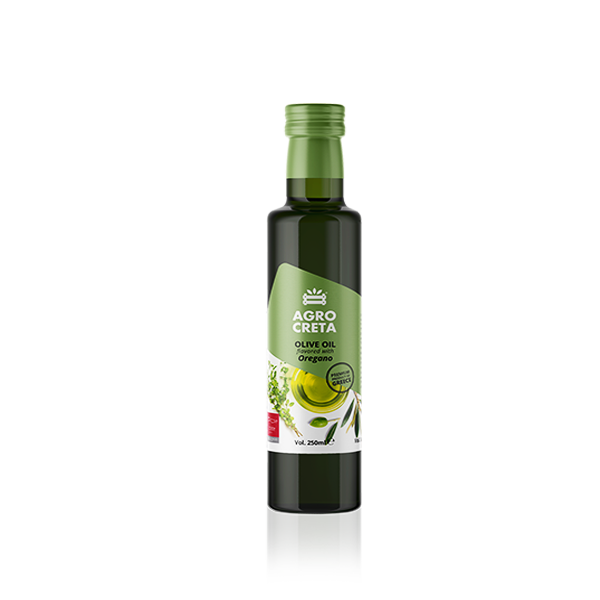 Oliwa EVO z oregano 250ml