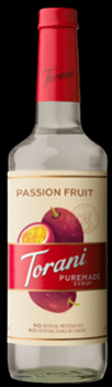 Torani syrop Puremade  Passion Fruit 750ml