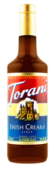 Torani syrop Irish Cream 750ml