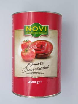 Koncentrat pomidorowy 28/30% 4500g