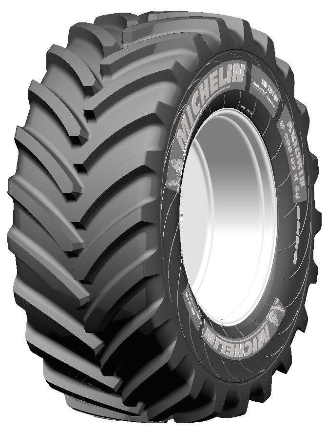 Opona IF 710/60R38 Michelin AXIOBIB