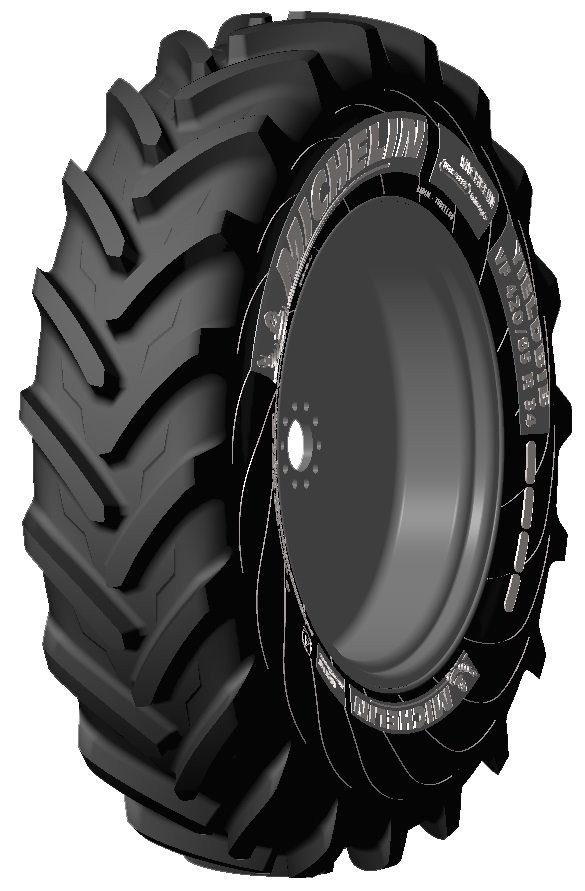 Opona VF 380/85R34 Michelin YIELDBIB