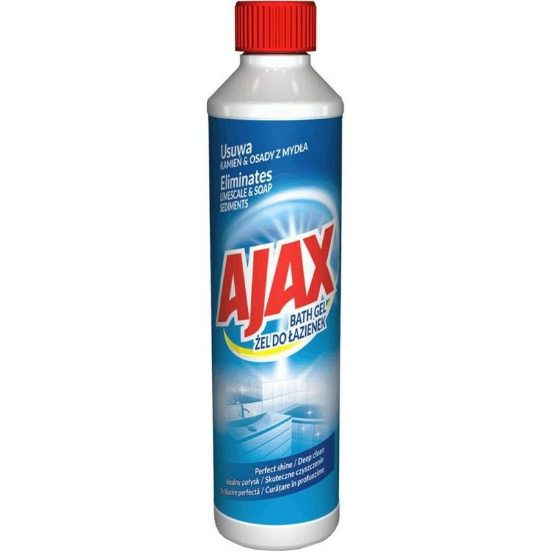 Ajax żel do łazienek 500ml