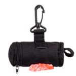 Case for Poop Bags - Happet WR01 - Black