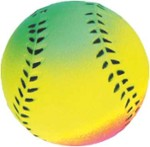 Baseball / Foam - Happet Z720 - Rainbow