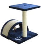 Cat Scratching Post - Blue - Happet