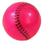 Baseball Toy / Foam - Happet Z783 - 90 mm / Pink