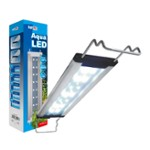 AquaLED lamp 7W/21cm black