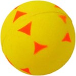Ball / Triangles / Foam - Happet Z730 - Yellow