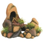 Aquarium brook decoration Happet R089 20 cm