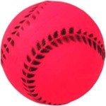 Baseball Toy / Foam - Happet Z754 - 72 mm / Pink