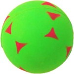 Ball / Triangles / Foam - Happet Z729 - Green