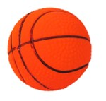 Baseball Toy / Foam - Happet Z774 - 90 mm / Orange