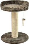 Scratching Post - Brown Platform - Happet