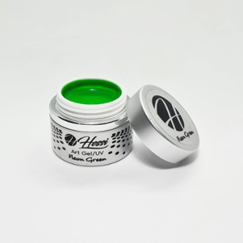 ART GEL NEON GREEN 4ML