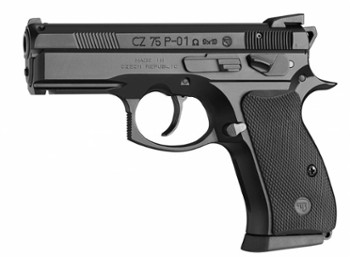 Pistolet CZ 75 P-01 Omega k. 9mm Luger manual safety+decocking