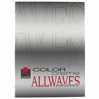 Allwaves Color Cream Paleta kolorów