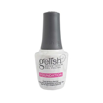 Gelish Base Fundation, Baza pod lakier hybrydowy 15ml