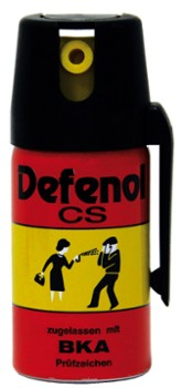 Gaz obronny CS DEFENOL 40 ml