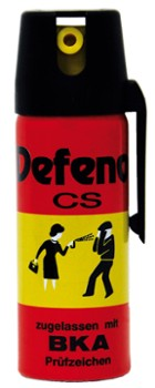 Gaz obronny CS DEFENOL 50 ml