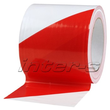 Heavy duty warning tape 100mm/100m
