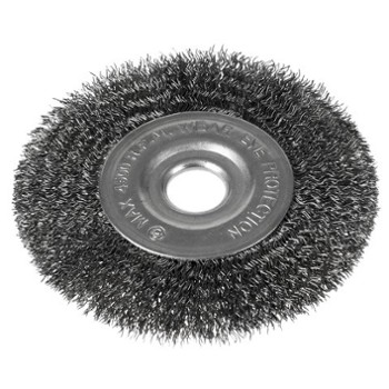 Wheel wire brush 125mm