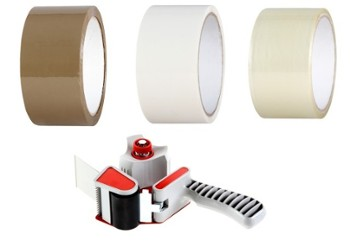 Packaging tapes
