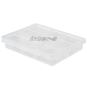 Plastic tool box 90 x 180 x 35mm