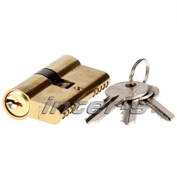 Cylinder lock 60mm/ 3 keys