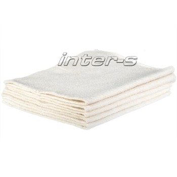 Floorcloth (5 pcs) 60/70 CM, white