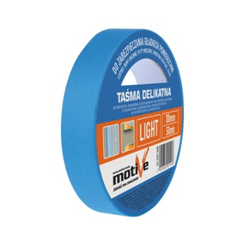 Low tack masking tape 38mm/50m