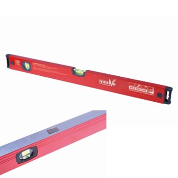 Spirit level with magnet 80cm
