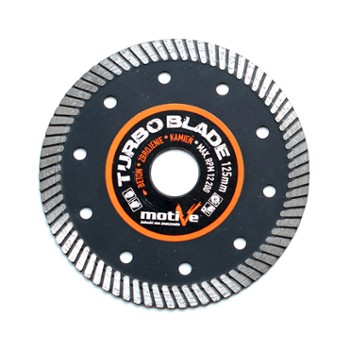 Tarcza Turbo Blade 125 x 2.4 mm Motive