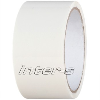 Packaging tape - white 48mm/40yd