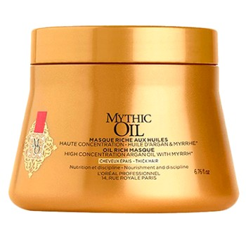 LOREAL Maska do włosów 200ml Mythic Oil Riche
