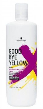 SCHWARZKOPF Szampon 1000ml Good Bye Yellow