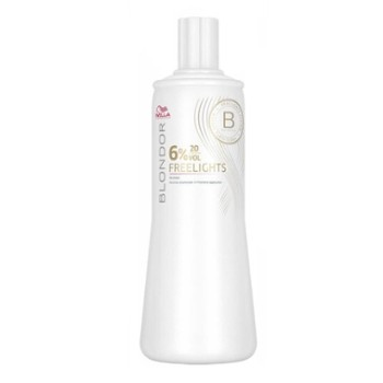 WELLA Utleniacz w kremie 1000ml Blondor Freelights 6%