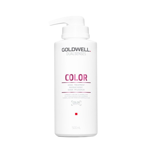 Maska GOLDWELL DS 500ml Color 60s