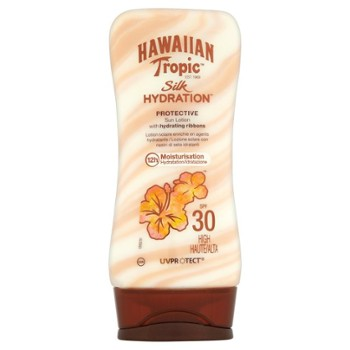 HAWAIIAN TROPIC Balsam do opalania 180ml SILK HYDRATION