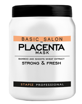 STAPIZ Basic Salon Placenta, Maska, 1000ml