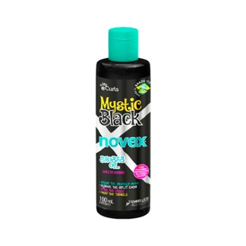Olejek NOVEX 100ml Mystic Black
