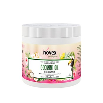 Maska NOVEX 210g Coconut Oil  NEW