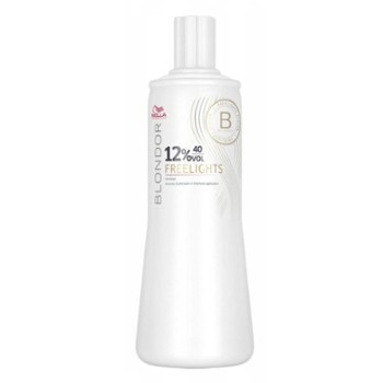 WELLA Utleniaczw kremie 1000ml Blondor Freelights 12%