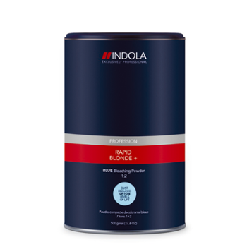 INDOLA Rozjaśniacz do włosów 450g Rapid Blonde+ Blue