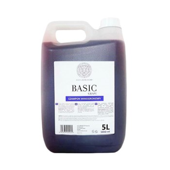 Szampon LEO 5L Basic Grape
