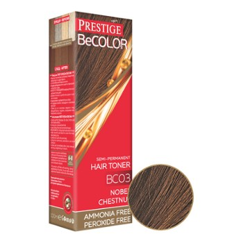 PRESTIGE BeColor 100 ml Toner do włosów BC03