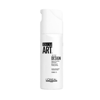 0Loreal TNA Fix Design 200ml spray SF